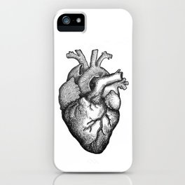 Anatomical Heart iPhone Case