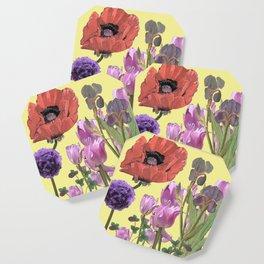 Floral fantasies Coaster