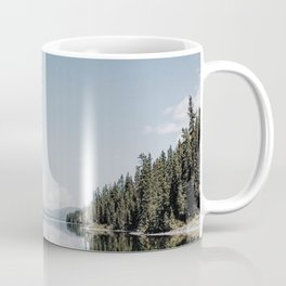 Fox Lake Reflection Coffee Mug
