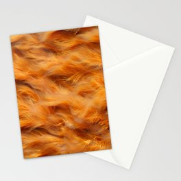 Iron water stream Stationery Cards