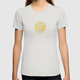 flag Nebraska,america,usa,cornhusker,nebraskan, great plains,midwest,Omaha,Lincoln,Kearney T-shirt