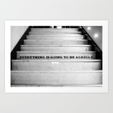 ace hotel (one) Art Print