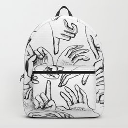 The SENSUALIST Collection (Tact) Backpack