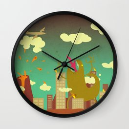 The end of the world as we know it! Wall Clock