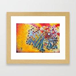arkn Framed Art Print