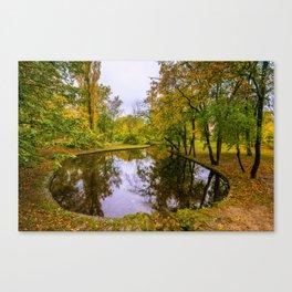 Tata, Hungary Canvas Print