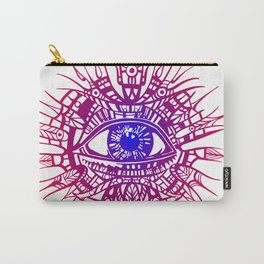 EYE OF PROVIDENCE - THE ABILITY OF SEE Carry-All Pouch