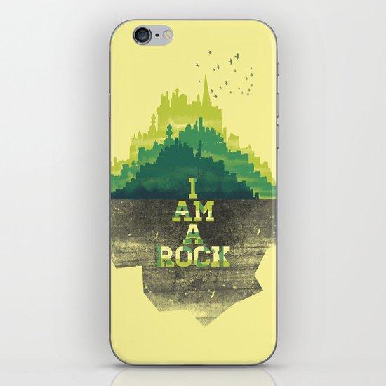 I am a Rock iPhone & iPod Skin