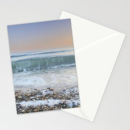 """""""Looking at the waves III"""" Sea dreams Stationery Cards"""