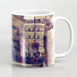 Southwark Scene - London England Coffee Mug