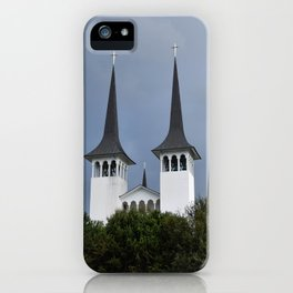 The Two Kingdoms iPhone Case