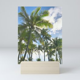 Hawaii Palms Mini Art Print