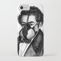 mask iPhone & iPod Cases featuring Mask by DIVIDUS DESIGN STUDIO