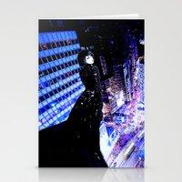 vertigo Stationery Cards featuring Vertigo by Danielle Tanimura
