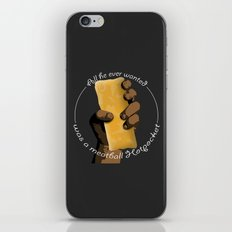 Kevin Cook iPhone & iPod Skin