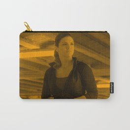 Gina Carano - Celebrity (Action Pose) Carry-All Pouch