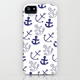 Anchors iPhone Case