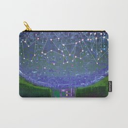 Stellar Tree Town Carry-All Pouch
