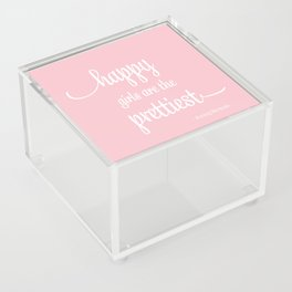 Happy Girls Acrylic Box