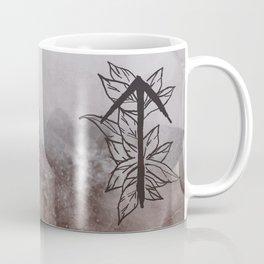 Warrior Rune Coffee Mug