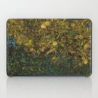 green arrow iPad Cases featuring Green Arrow  by MelissaMoffatCollage