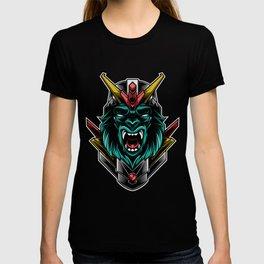 """Gorilla """"Gundam Series"""" Part 1 T-shirt"""