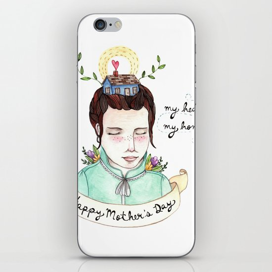 Mother's Day iPhone & iPod Skin