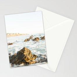 California coast- Travel photography- Ocean photography  Stationery Cards