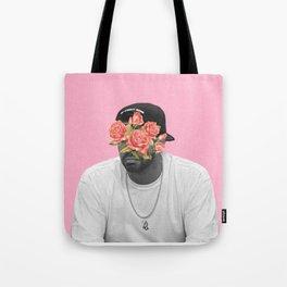 DRAKE // FLORAL Tote Bag