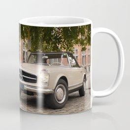 Vintage car I Cabriolet I Hasselt, Belgium I Photography Coffee Mug