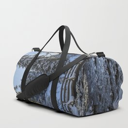 A winter walk Duffle Bag