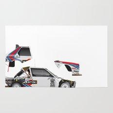 Henri Toivonen-Sergio Cresto, Lancia Delta S4, 1986 Rug
