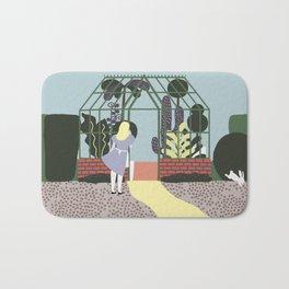 The greenhouse Bath Mat
