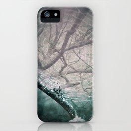 Spider Tree iPhone Case