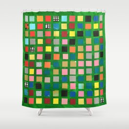 Motherboard Shower Curtain