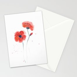 Watercolor 03 Stationery Cards