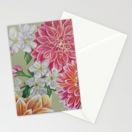 Michigan Meets Mexico Stationery Cards