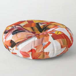 Spooning de Kooning (Provenance Series) Floor Pillow