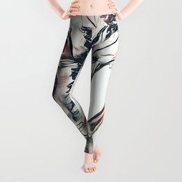 Third In A Series At The End Of Winter Leggings