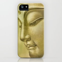 Buddha (3) iPhone Case
