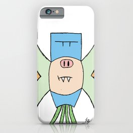 Creature 1 iPhone Case