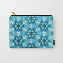 Kaleidoscopic Lagoon Carry-All Pouch