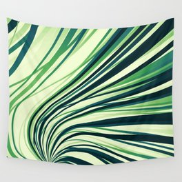 Aromantic Spectrum Pride Pinched Receding Stripes Wall Tapestry