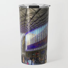 Kings Cross Station London Travel Mug