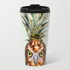 PINEAPPLE OWL Travel Mug