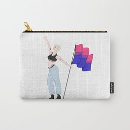 We're Just Strangers Carry-All Pouch