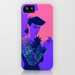 I'd Kill It iPhone Case