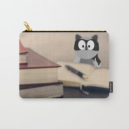Read, Write & Rico. Carry-All Pouch