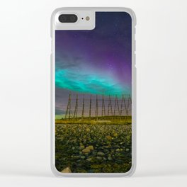 Nesseby Clear iPhone Case