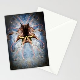 Octopus Oblivion Stationery Cards